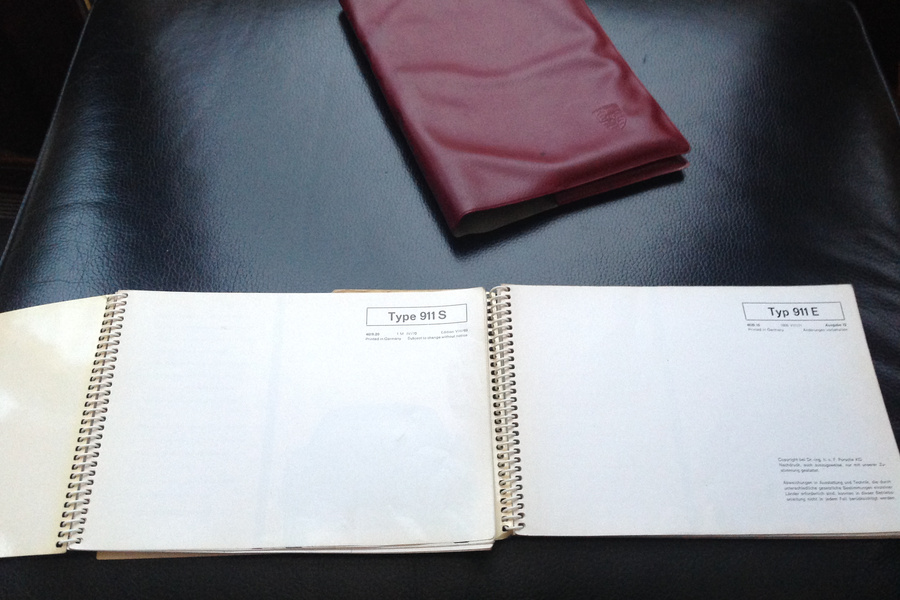 Owners manuals  - #2