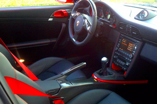 911 997 Carrera GTS Coupé 2-seater - Main interior photo