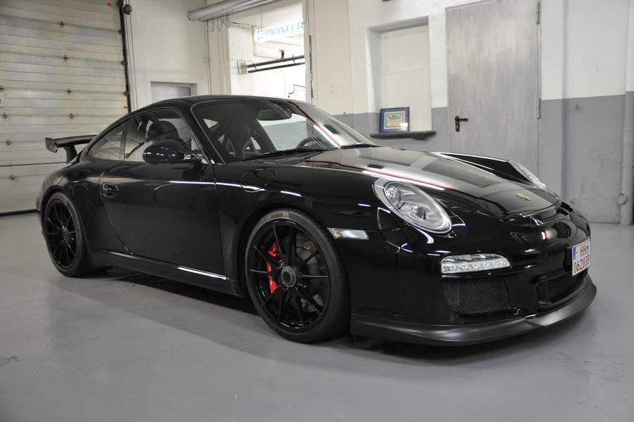 Porsche 911 997 Gt3 3 8 Club Sport 2010 For Show By