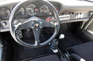 Porsche 911 G-model Carrera RSR 3.0, 2001 - Primary interior photo
