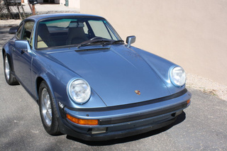 911 G-model Carrera 3.2 Coupé Turbo-look 170kW-version - Main exterior photo
