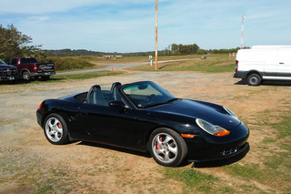 Boxster 986 S 185kW-version - Main exterior photo