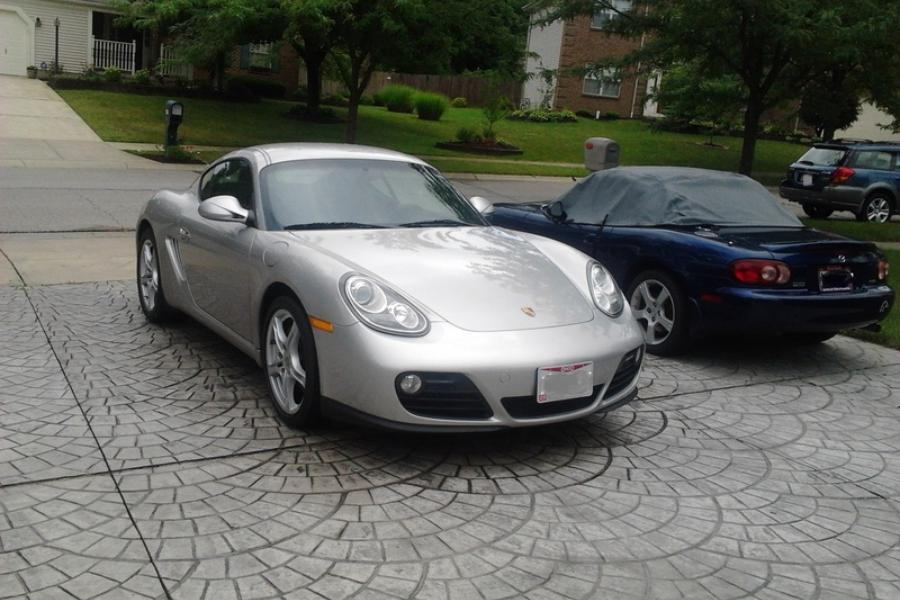 Porsche Cayman 987 2 2 9 2009 For Show By Jp