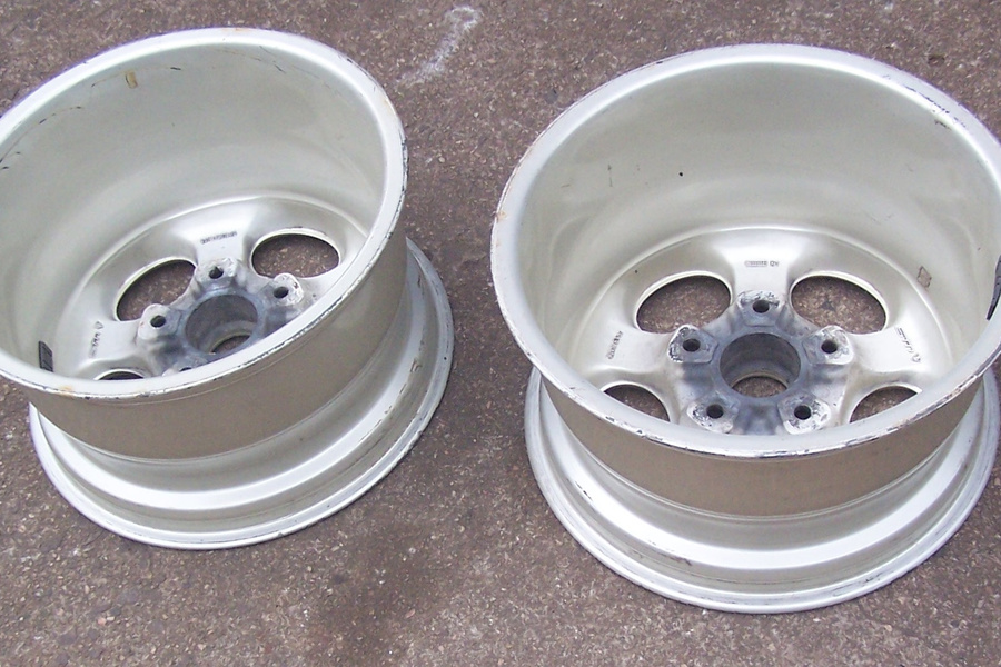 944 Turbo Cup magnesium wheels 95136211611/95136211810 - #3