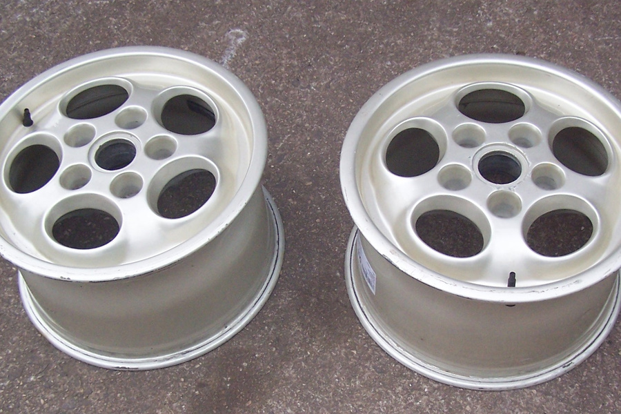 944 Turbo Cup magnesium wheels 95136211611/95136211810 - #1