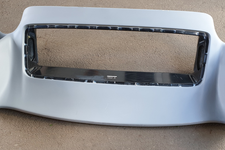 """993 RS """"Clubsport"""" original Turnwald rear spoiler 993 512 119 01 - #1"""