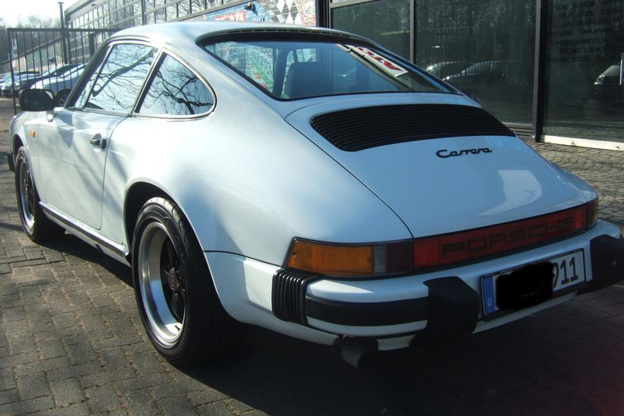 Porsche 911 G-model Carrera 3.2 Coupé 152kW-version, 1984 - #4