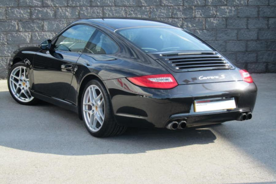 Porsche 911 997 Carrera S Coup 233 Mk2 2011 For Show By