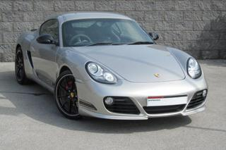 Porsche Cayman 987.2 R, 2012 - Primary exterior photo