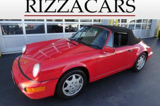 Porsche 911 964 Carrera 2 Cabriolet, 1990 - Primary exterior photo