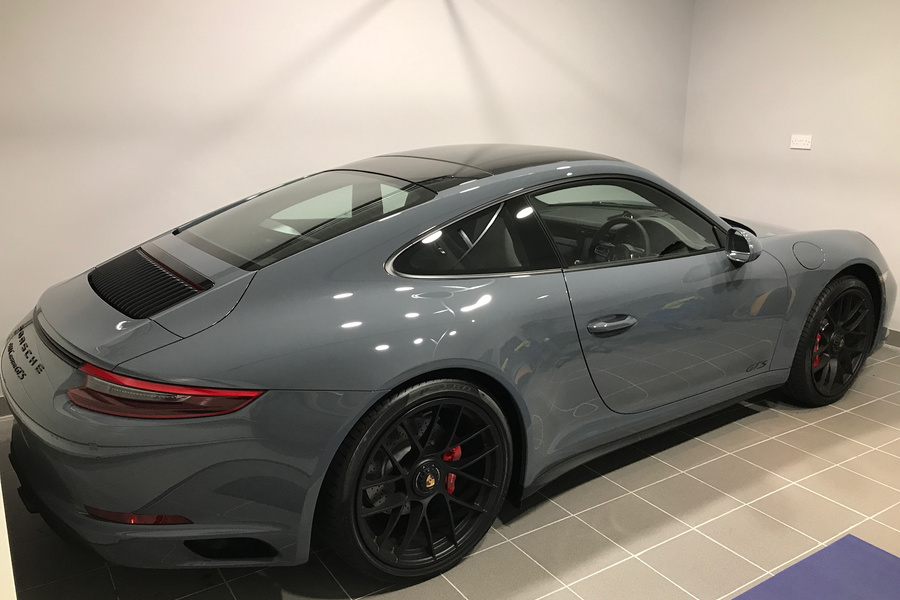 Porsche 911 991 Carrera Gts Turbo 3 0 Coup 233 4 Seater 2017