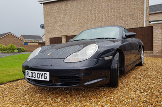 Boxster 986 S 191kW-version - Main exterior photo