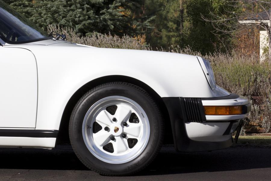 Porsche 911 G-model Turbo 3.3 Coupé 210kW-version, 1988 - #11