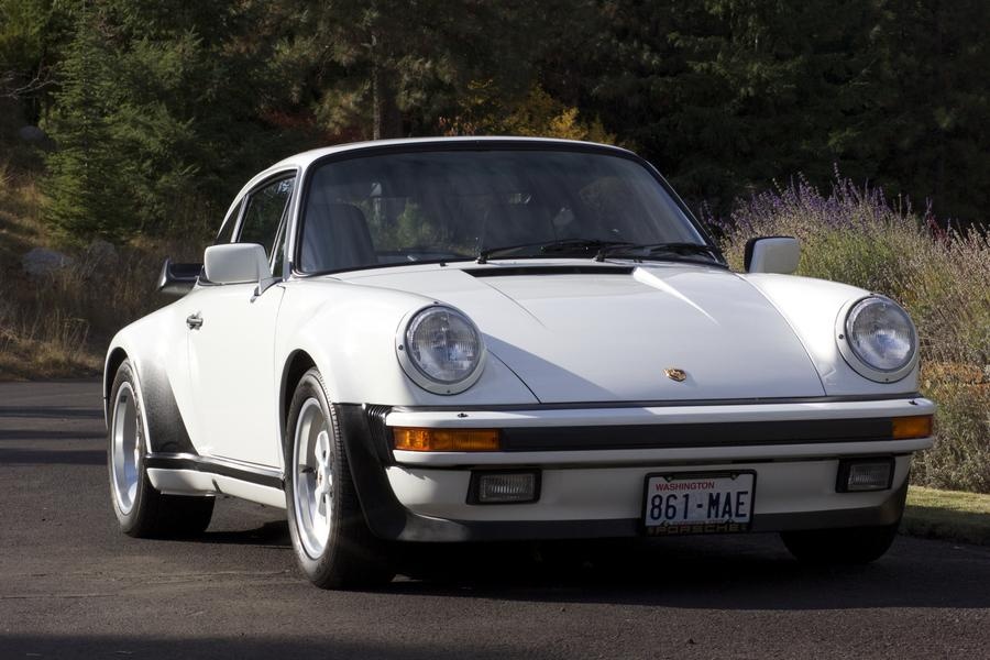 Porsche 911 G-model Turbo 3.3 Coupé 210kW-version, 1988 - #10