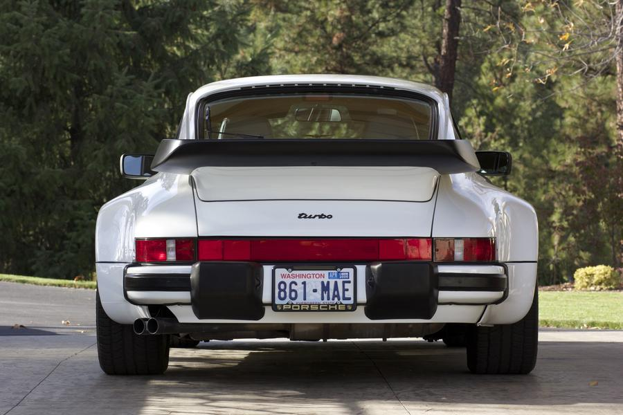 Porsche 911 G-model Turbo 3.3 Coupé 210kW-version, 1988 - #13