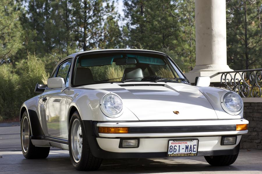 Porsche 911 G-model Turbo 3.3 Coupé 210kW-version, 1988 - #1