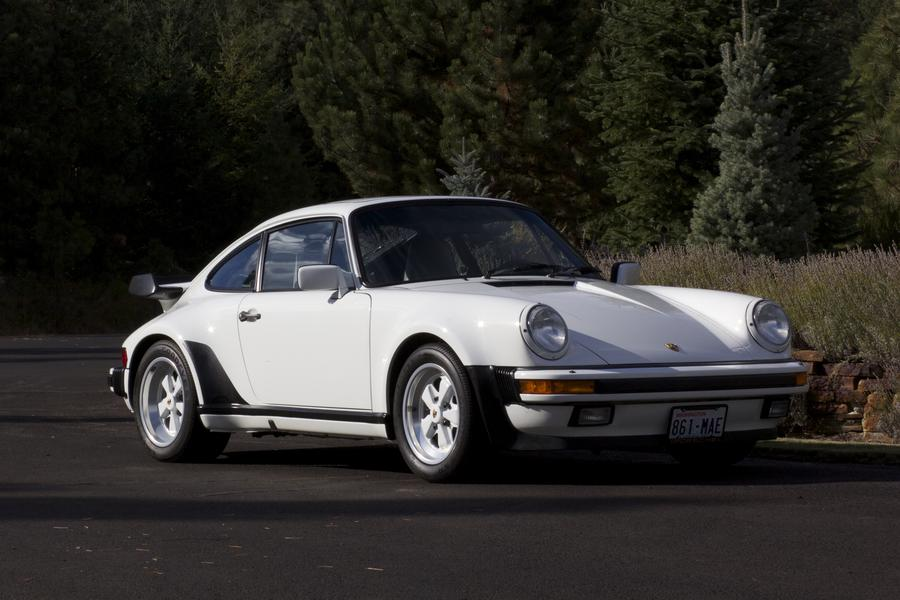 Porsche 911 G-model Turbo 3.3 Coupé 210kW-version, 1988 - #9