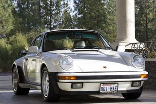 Porsche 911 G-model Turbo 3.3 Coupé 210kW-version, 1988 - Primary exterior photo