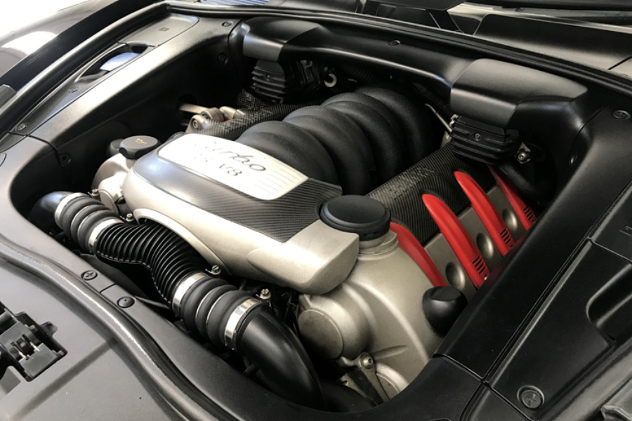 Porsche Cayenne 955 Turbo 2005 For Sale By Stone Cold