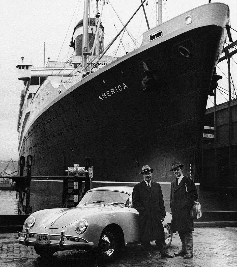 Ferry Porsche - Stuttcars.com on albert speer biography, martin bormann biography, adolf hitler biography, karl benz biography, igor sikorsky biography, wright brothers biography, harley earl biography, carroll shelby biography, ernst kaltenbrunner biography, reinhard heydrich biography, heinrich himmler biography, konrad zuse biography, eddie rickenbacker biography, henry ford biography, edsel ford biography, craig breedlove biography, adolf eichmann biography, oskar dirlewanger biography, leni riefenstahl biography, niki lauda biography,