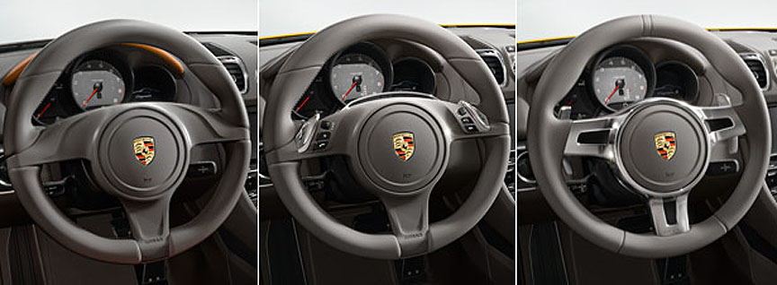 Prototype 911 S Spied Check Out New Steering Wheel Page