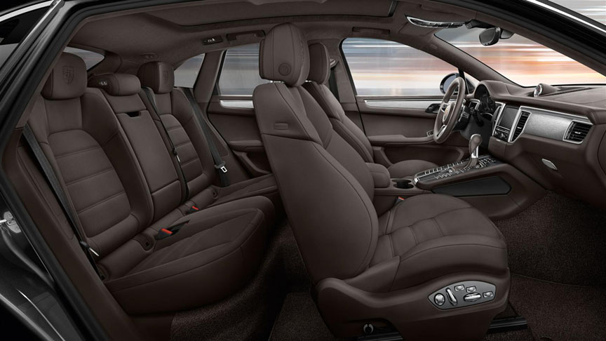 the official agate grey interior thread porsche macan forum. Black Bedroom Furniture Sets. Home Design Ideas