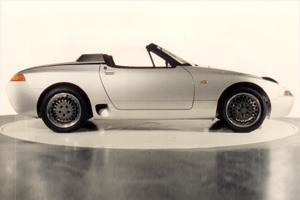 "Porsche 984 ""Junior"" prototype (1985)"