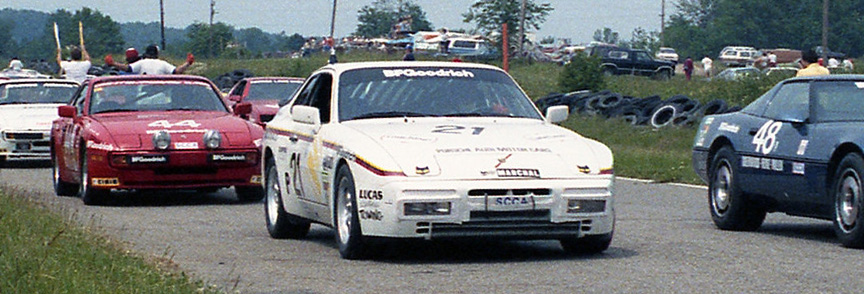 1984 Nelson Ledges, 944 Turbo prototype
