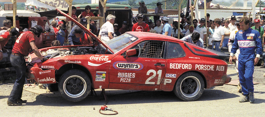 1983 Nelson Ledges, 944 Turbo prototype
