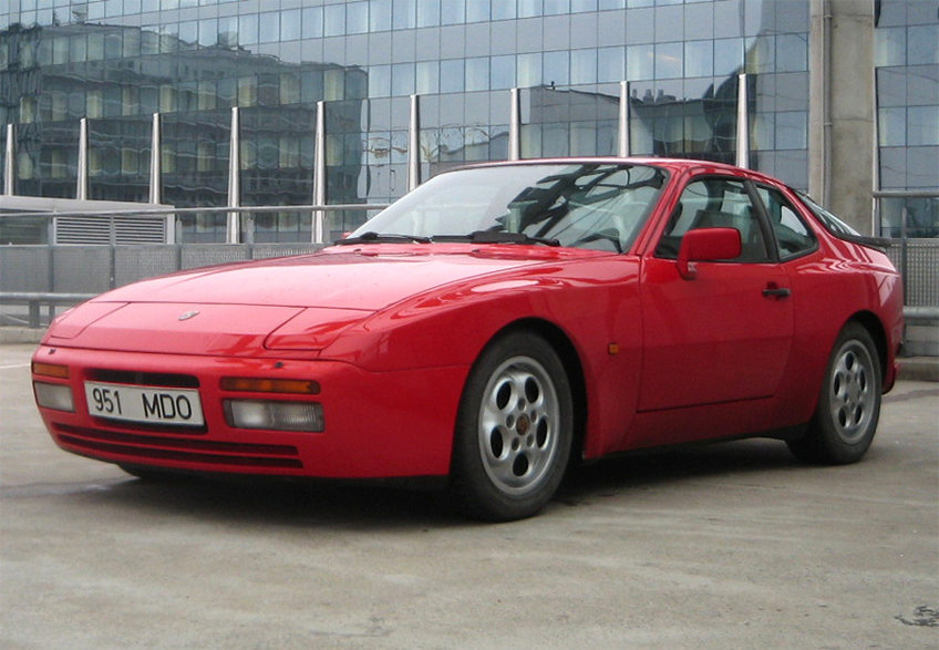 Porsche 944 Turbo prototype