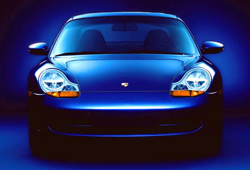 Porsche 911 996 Carrera 1998 model (1997-1998 production)