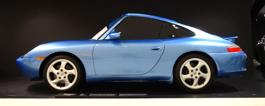 Sally Porsche 911 Carrera