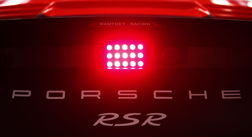2017 Porsche 911 991.2 RSR Manthey Racing