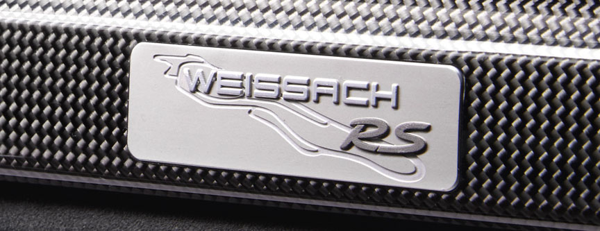 Porsche 911 991 GT2 RS Weissach dashboard plaque