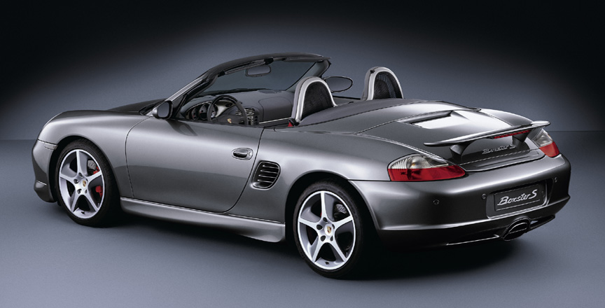 Boxster 986.2 with 18
