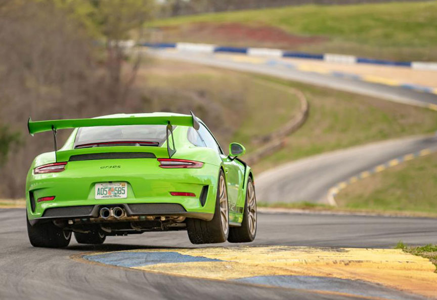 2019 Road Atlanta, Porsche 911 991.2 GT3 RS