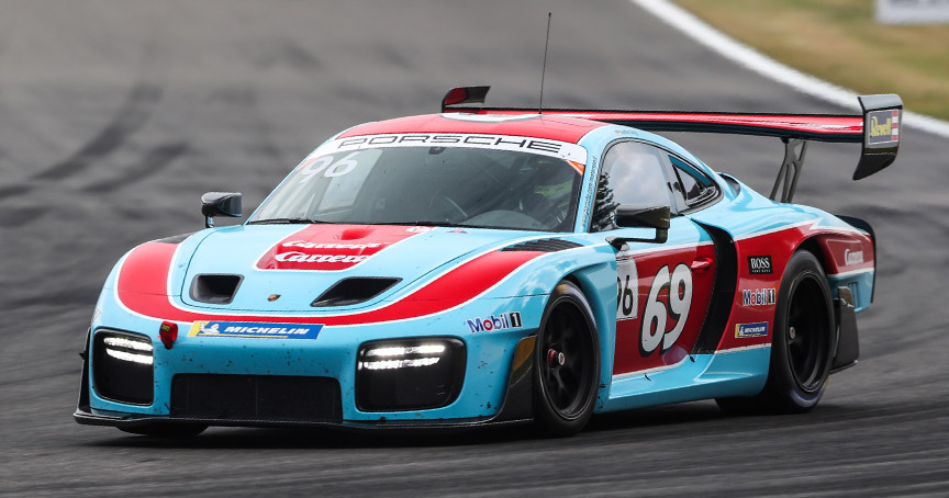 935, 2019 Porsche Motorsport GT2 Supersportscar Weekend at Spa