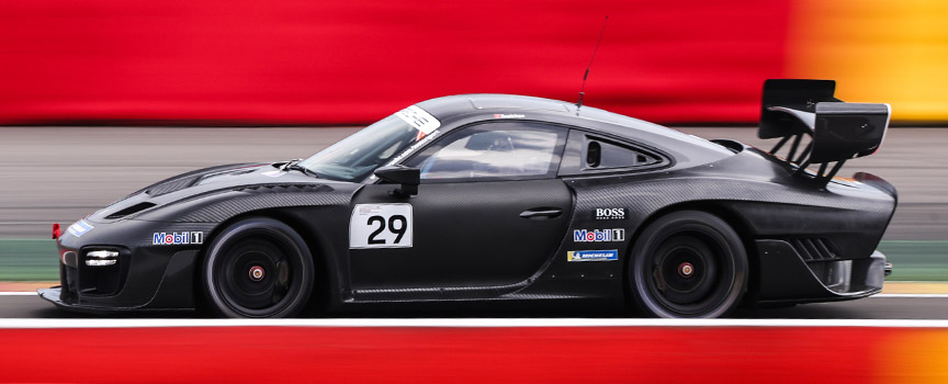 Naked carbon fibre 925, 2019 Porsche Motorsport GT2 Supersportscar Weekend at Spa