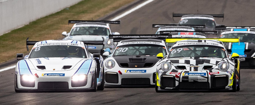 2019 Porsche Motorsport GT2 Supersportscar Weekend at Spa