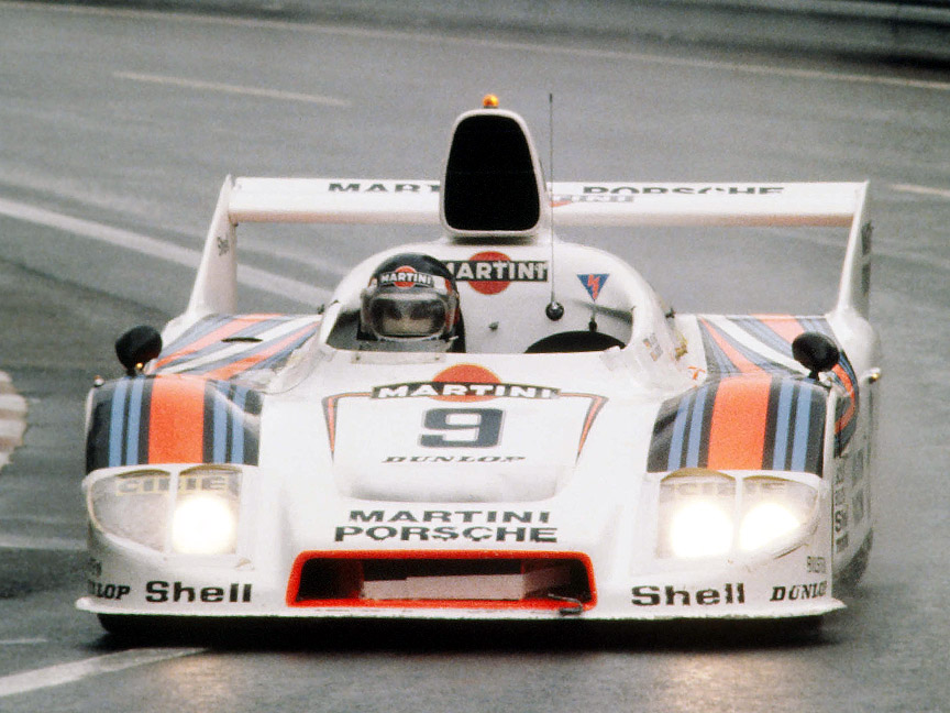 1980 Le Mans second place Porsche