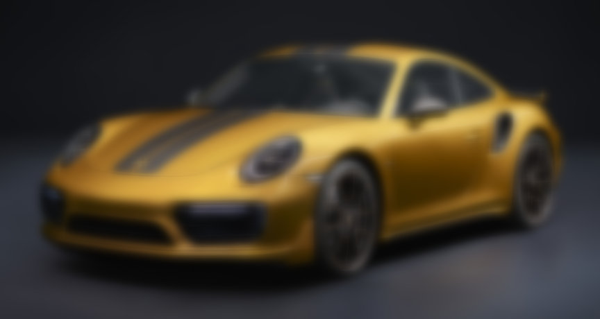 Porsche 911 991.2 Turbo S Exclusive Series