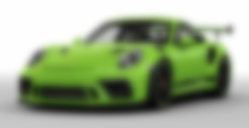 Porsche 911 991.2 GT3 RS with XGS wheel option