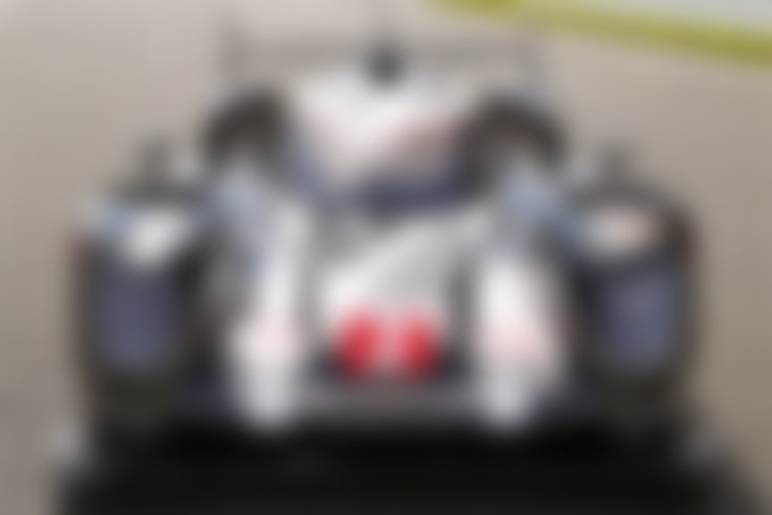2016 Porsche 919 hybrid new headlamps