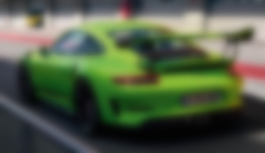 Porsche 911 991.2 GT3 RS Lizard Green